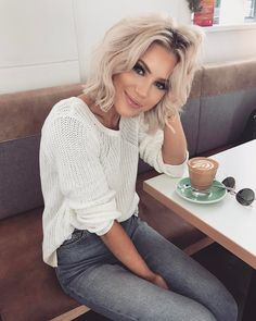 "13.4k Likes, 94 Comments - Laura Jade Stone (@laurajadestone) on Instagram: ""Going to need a few of these today ☕️ wearing @missshopofficial 