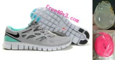 new arrival d41c5 a5d4b Womens Nike Free Run 2 Shield Turquoise Grey Shoes