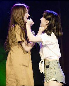 ♡ 여자친구 GFriend ♡ ♤ : Eun Ha & SoWon #