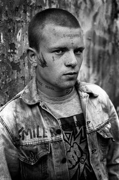 Shooting skinheads: Derek Ridgers captures a cult – in pictures