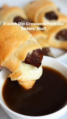 Beef Dishes, Food Dishes, Main Dishes, Crescent Roll Recipes, Crescent Rolls, I Love Food, Good Food, Yummy Food, Beef Recipes