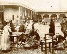 Tucumán. Mercado Central. Fines del Siglo XIX.