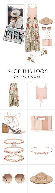 """Untitled #788"" by m-jelic on Polyvore featuring River Island, Rebecca Minkoff, LC Lauren Conrad, Accessorize, Ted Baker, Chloé, Collection XIIX, amusementpark and 60secondstyle"