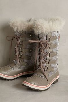 Tofino Boots Neutral #anthrofave #anthropologie