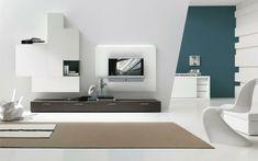 diseño futurista para salones