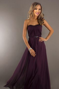 2012 Collection Ball Gown Trumpet/Mermaid Sweetheart Floor Length Chiffon