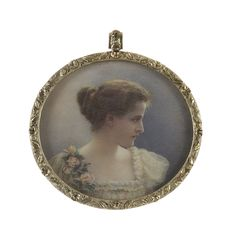 This is Daisy's sister, Mabel. It is in the collection of the New York Historical Society