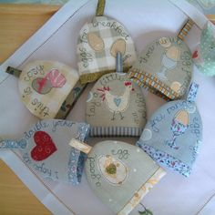 Blog de apuntes: Jane Lightfoot Designs