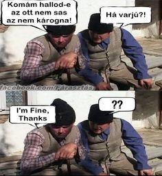 Há varju/How are you?
