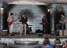 Día Internacional de la Música en Museo Panteón de San Fernando. El grupo Luana se presentó en el Museo Panteón de San Fernando, celebrando el Día Internacional de la Música. Foto: Dardané Pérez Romero º Secretaría de Cultura del GDF.