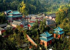 Ancient Building Complex in the Wudang Mountains, one of the 'Top 10 attractions in Hubei,China' by China.org.cn