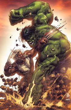 old man Logan vs The hulk Art by mike deodato mikedeodato thehulk thewolverine wolverine art hulk marvel xmen avengersendgame comicart comicbookart logan Marvel Wolverine, Marvel Vs, Marvel Heroes, Logan Wolverine, Captain Marvel, Wolverine Animal, Arte Dc Comics, Marvel Comics Art, Marvel Comic Universe