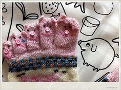 Ravelry: Beatrixknits' Little Piggy Socks