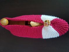 Crochet, Slippers, Couture, Hats, Harry Potter, Fashion, Colors, Socks, Knitted Slippers