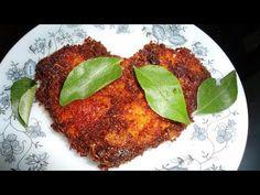 How to Cook Easy Fish Fry (చేపల వేపుడు) मीन फ्राई  .:: by Attamma TV .::