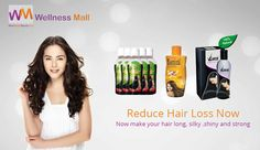 Now Reduce Your Hair Loss Looking For Best Natural and Organic Hair caring/ Hair gel/ Hair Oils Products at Low Price in India , Here is The Stock of Pure Natural Hair caring/ Hair gel/ Hair Oils Product in Wellness mall  If You Have Any issue Related to Skin Care , Body Care , Acne/Pimple , Face Care , Anti Aging , Hair Loss Issues etc...Then You can Get Free Advice From Expert Doctor's of Wellness Mall at +91 90220-44002 Visit Here For More Products http://www.wellnessmall.in/