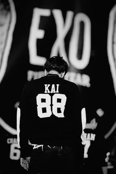 KAI and his number 88 <3