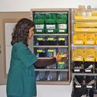 The Resource for all things Plastic Shelf Bins. Helping you Select the Perfect Storage Bins While Saving You Money!