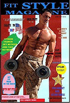 Fitstyle Magazine June / July 2016 (Fitstyle Magazine Collection) by [E, Troy, S, Ernie]