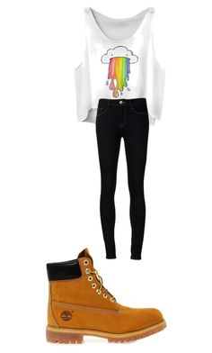 """Untitled #31"" by ssdeamies on Polyvore featuring Ström and Timberland"