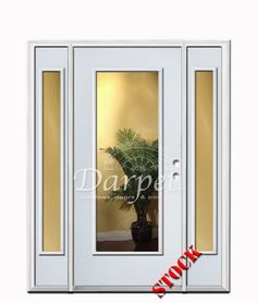 Flush Steel Exterior 6-8 Double Door | Darpet Interior Doors for ...
