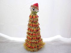 Árvore de Natal - Bala de Chocolate   Toke Capricho Artesanato   Elo7