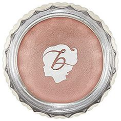 Benefit Cosmetics - Creaseless Cream Shadow in R.S.V.P. - sparkling champagne - One of the favorite colors...so easy to use I can´t believe it!