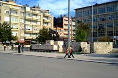 Burdur Cumhuriyet Meydanı