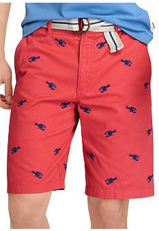 Izod Schiffli Lobster Short #belk