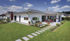 Bauhaus, House Plans, Cottage, Bungalows, Mansions, House Styles, Design, Home Decor, Patio