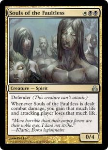 Souls of the Faultless