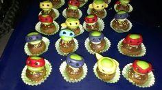 Tortuguitas cakepops