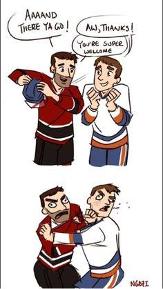 The new NHL helmet rule