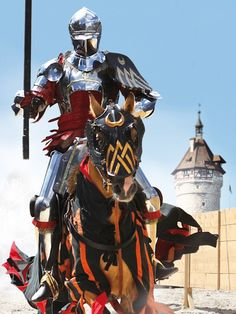 Dr Tobias Capwell (aka Toby Capwell), curator of Arms and Armour at the Wallace Collection and contemporary competitive jouster. (photo from The Wallace Collection)