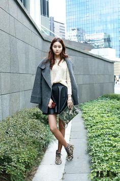 SPRING / SUMMER 2014 SEOUL COLLECTION Street Fashion _[JDIN KOREA]  | @printedlove