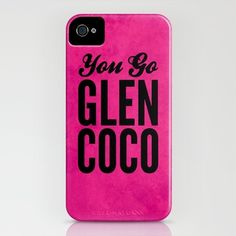 What do we wear on Wednesdays Girls?? Hahaha?? My next iPhone case!! #MeanGirls #YouGoGlenCoCo