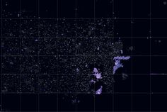 A New D Map Of The Universe Covers More Than Million Light - Bortle dark sky scale map