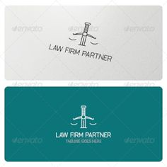 The Logo is highly suitable for law firm, attorney, legal adviser, law school, law-writer and similar.