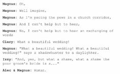 I Write Sins Not Tragedies: Shadowhunters Edition