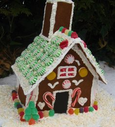 ... | Gingerbread Houses, Pumpkin Carving Templates and Pumpkin Carvings