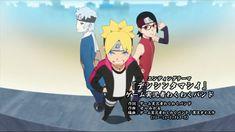 Boruto, Sarada and Mitsuki - Boruto: Naruto Next Generations Sarada Uchiha Tumblr, Naruto Shippuden, Team 7, Team Konohamaru, Boruto Next Generation, Boruto Naruto Next Generations, All Anime, Anime Stuff, New Series