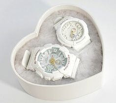 Casio G-Shock Baby-G Lover's Collection – $611