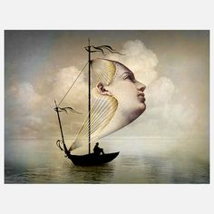 Fab.com | Homeward Bound by Catrin Welz-Stein