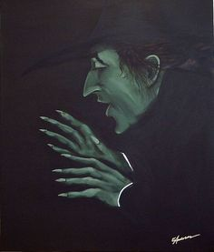 Amazing Witch Profile
