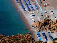 Traganou #Beach, #Afandou (photo taken at 24/08)!!! Just 12min from Sivila HOTEL!!!  #Rhodes #Rodos #Greece