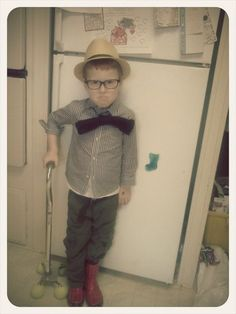 100th Day of School – Dress Like You're 100 Years Old