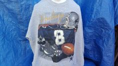 COWBOYS SWEATSHIRT  XL LEE SPORT #LEE #COWBOYS