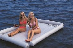 Water toy : inflatable mattress - PLATFORM - NauticExpo
