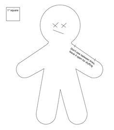 Dammit doll pattern