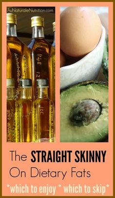 DIETARY FATS HAVE GOTTEN A BAD RAP. (THE GOOD ONES, THAT IS.) So, which fats are the healthy fats to cook with?